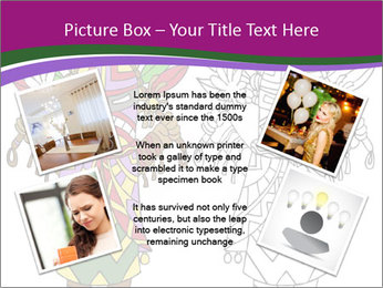 Coloring PowerPoint Template - Slide 24