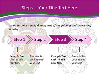 Coloring PowerPoint Template - Slide 4