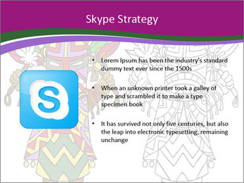 Coloring PowerPoint Template - Slide 8