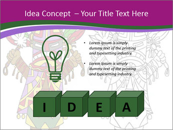 Coloring PowerPoint Template - Slide 80