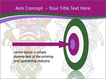 Coloring PowerPoint Template - Slide 83