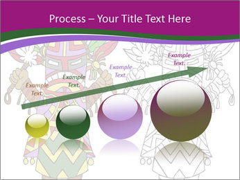 Coloring PowerPoint Template - Slide 87