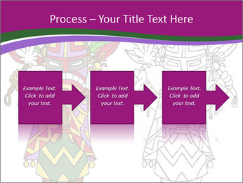 Coloring PowerPoint Template - Slide 88