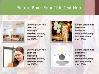 Second hand PowerPoint Template - Slide 14