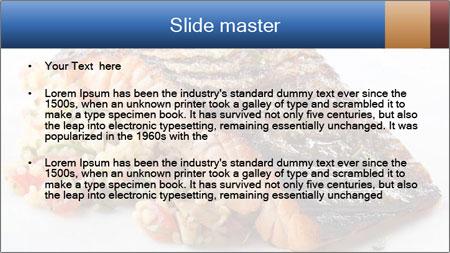 Fresh meat PowerPoint Template - Slide 2