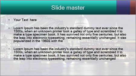 Brige PowerPoint Template - Slide 2