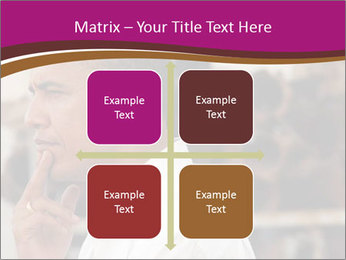 Obama PowerPoint Templates - Slide 37