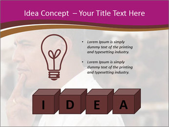 Obama PowerPoint Templates - Slide 80