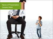 Big boss PowerPoint Templates