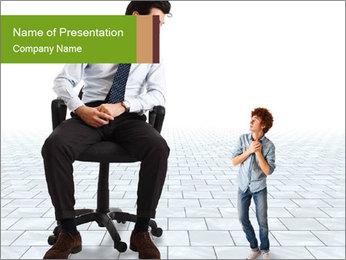 Big boss PowerPoint Templates - Slide 1