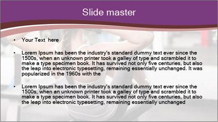 Training PowerPoint Template - Slide 2