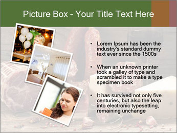 Meat PowerPoint Templates - Slide 17