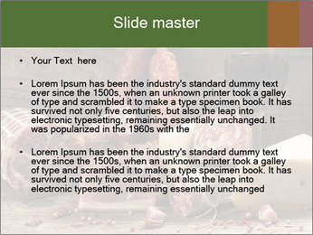 Meat PowerPoint Templates - Slide 2