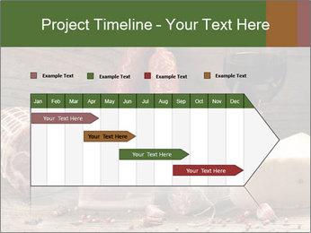 Meat PowerPoint Template - Slide 25
