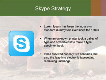 Meat PowerPoint Template - Slide 8