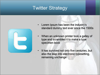 Horse PowerPoint Template - Slide 9