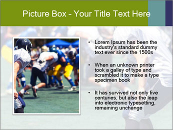 Football PowerPoint Templates - Slide 13