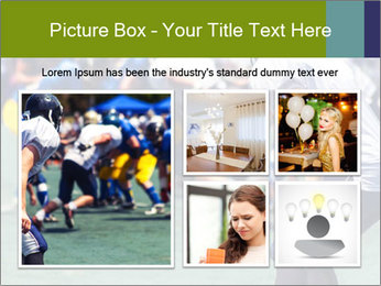 Football PowerPoint Templates - Slide 19