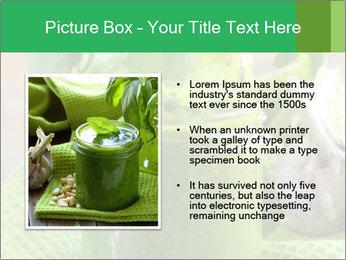 Italian pesto sauce PowerPoint Templates - Slide 13