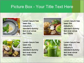 Italian pesto sauce PowerPoint Templates - Slide 14