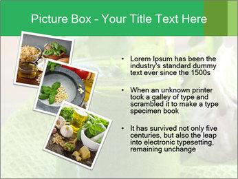 Italian pesto sauce PowerPoint Templates - Slide 17