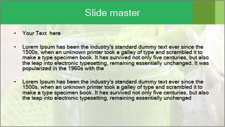 Italian pesto sauce PowerPoint Template - Slide 2