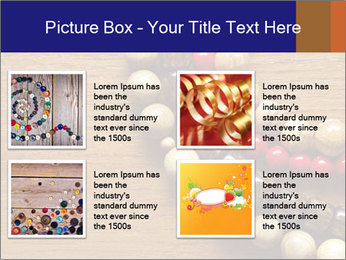 Necklace and beads PowerPoint Templates - Slide 14