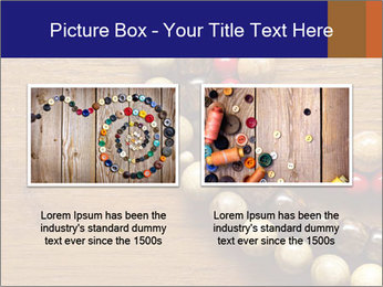 Necklace and beads PowerPoint Templates - Slide 18