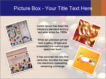 Necklace and beads PowerPoint Templates - Slide 24