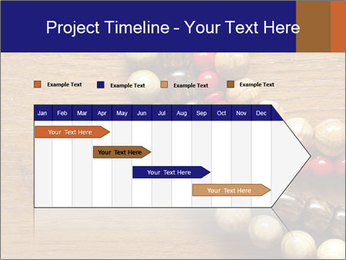 Necklace and beads PowerPoint Templates - Slide 25