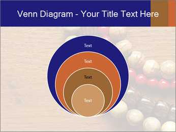 Necklace and beads PowerPoint Templates - Slide 34