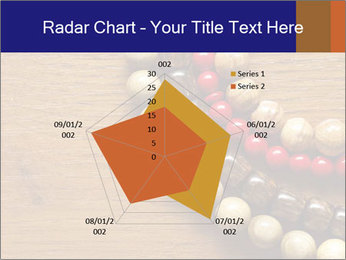 Necklace and beads PowerPoint Template - Slide 51