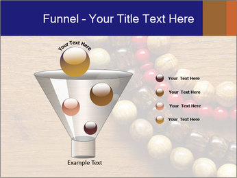 Necklace and beads PowerPoint Template - Slide 63
