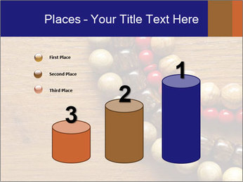 Necklace and beads PowerPoint Template - Slide 65