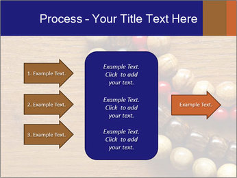 Necklace and beads PowerPoint Templates - Slide 85
