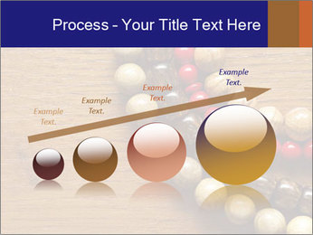Necklace and beads PowerPoint Templates - Slide 87