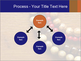 Necklace and beads PowerPoint Templates - Slide 91
