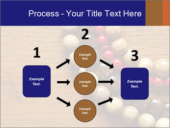 Necklace and beads PowerPoint Template - Slide 92