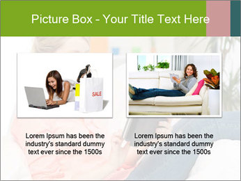 Happy woman PowerPoint Templates - Slide 18