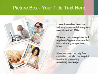 Happy woman PowerPoint Templates - Slide 23