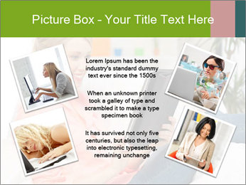 Happy woman PowerPoint Templates - Slide 24