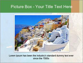 Superb beach Navagio in Zakynthos PowerPoint Templates - Slide 16