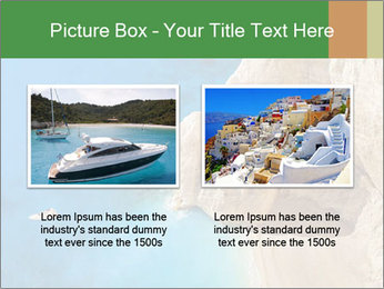 Superb beach Navagio in Zakynthos PowerPoint Templates - Slide 18