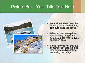 Superb beach Navagio in Zakynthos PowerPoint Templates - Slide 20