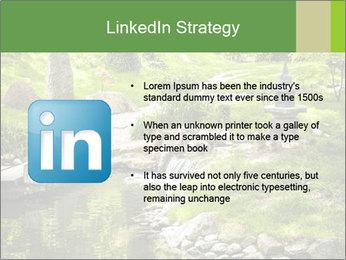 Japanese Garden PowerPoint Template - Slide 12