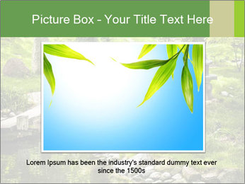 Japanese Garden PowerPoint Template - Slide 15