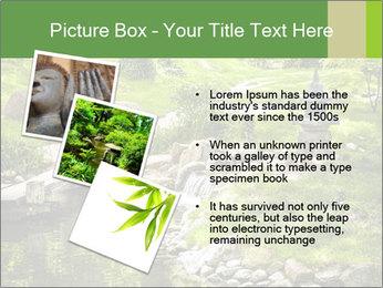 Japanese Garden PowerPoint Template - Slide 17