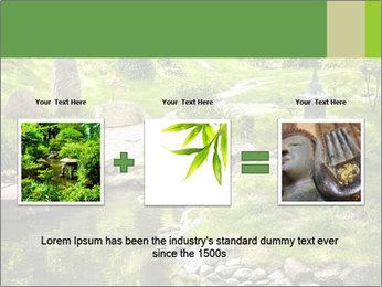 Japanese Garden PowerPoint Template - Slide 22