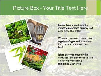 Japanese Garden PowerPoint Template - Slide 23