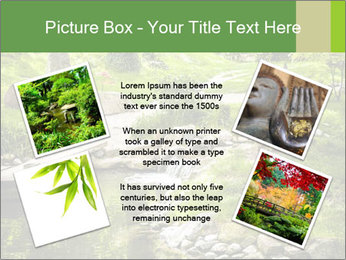 Japanese Garden PowerPoint Template - Slide 24